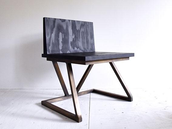 'kräfte' - KK0210 Chair by Yukio Kimura 3