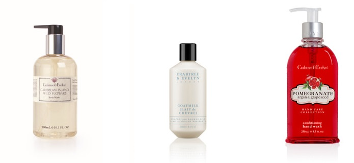A little home luxury from Crabtree & Evelyn