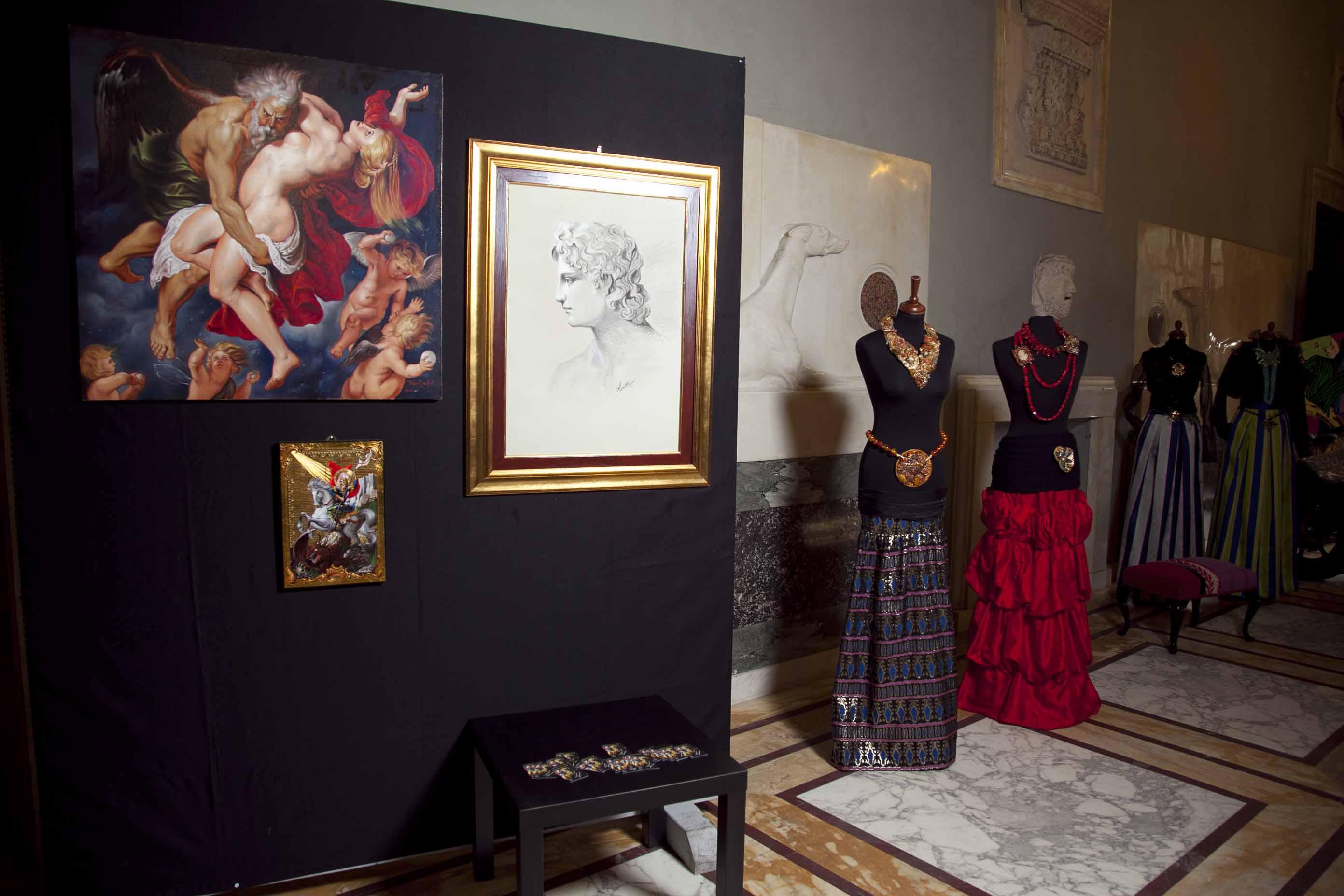 Fashion week Rome 2