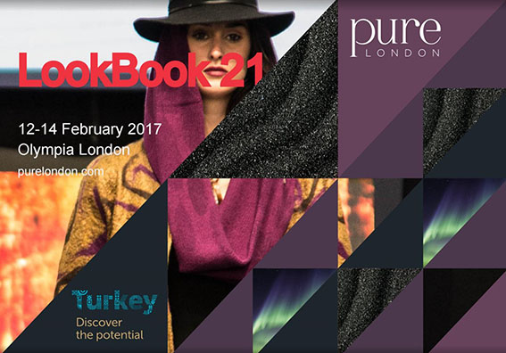 Turkish fashion takes inspiration, meet at Pure London