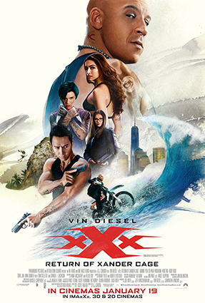 xXx: RETURN OF XANDER CAGE 1