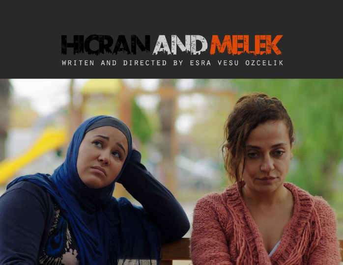 "The Best International Film Award at 2017 ""Hicran and Melek"" 2"