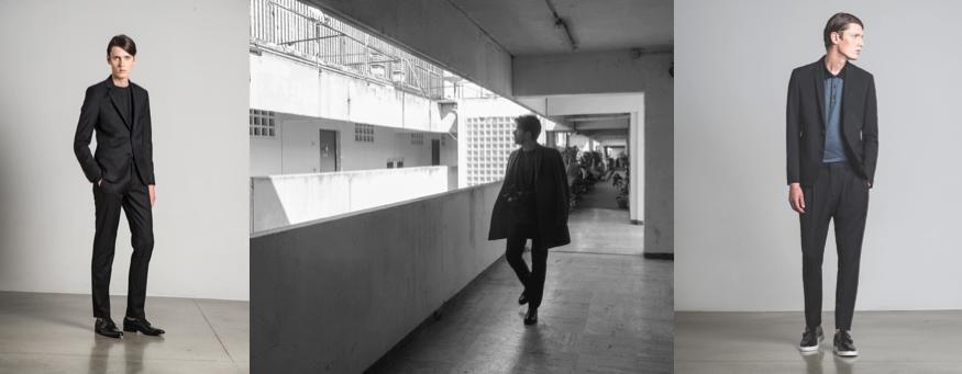 Back to Black with Antony Morato 2