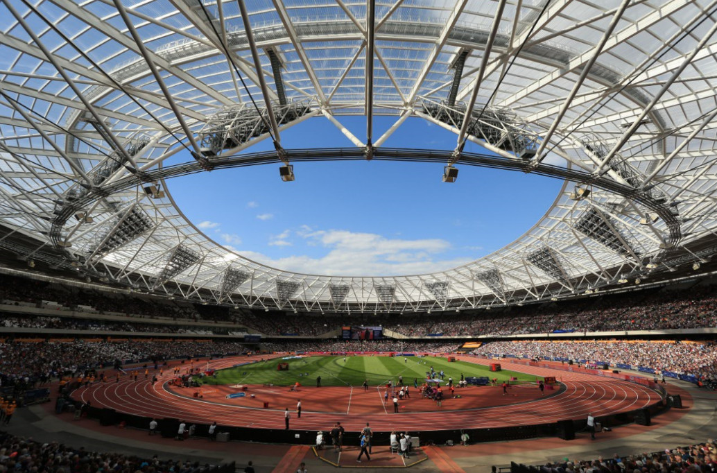 The IAAF World Championships 2