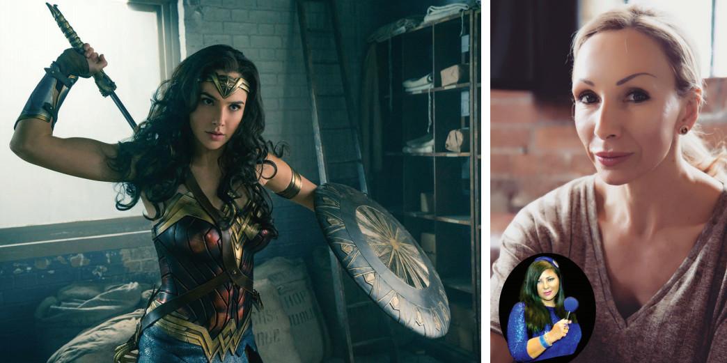 The Beauty Secret of Wonder Woman Sarah Brock 1