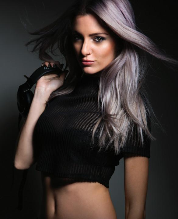 Georgia Mos a young Italian DJ-Producer. 1