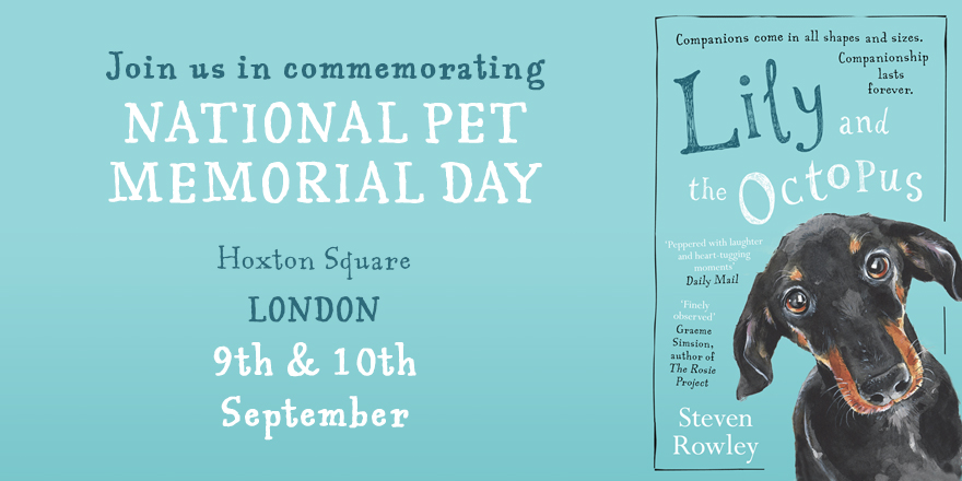 LOVED, LIVING AND LOST - A HEARTFELT TRIBUTE ON PET MEMORIAL DAY 2