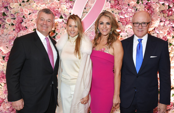 THE PINK RIBBON TURNS 25: WINFIELD HOUSE LIT PINK TO CELEBRATE THE ESTÉE LAUDER COMPANIES UK'S BREAST CANCER CAMPAIGN 25 YEAR MILESTONE 2