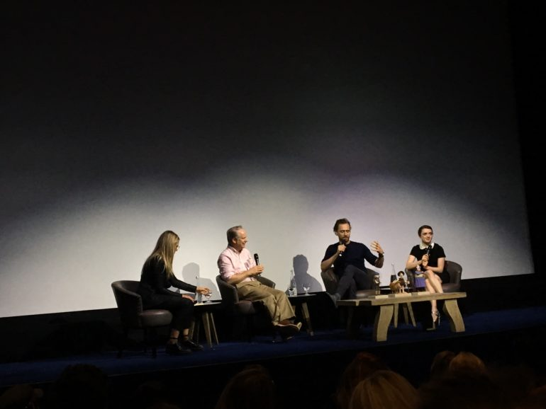 STUDIOCANAL and AARDMAN ANIMATIONS previews 'EARLY MAN' 1