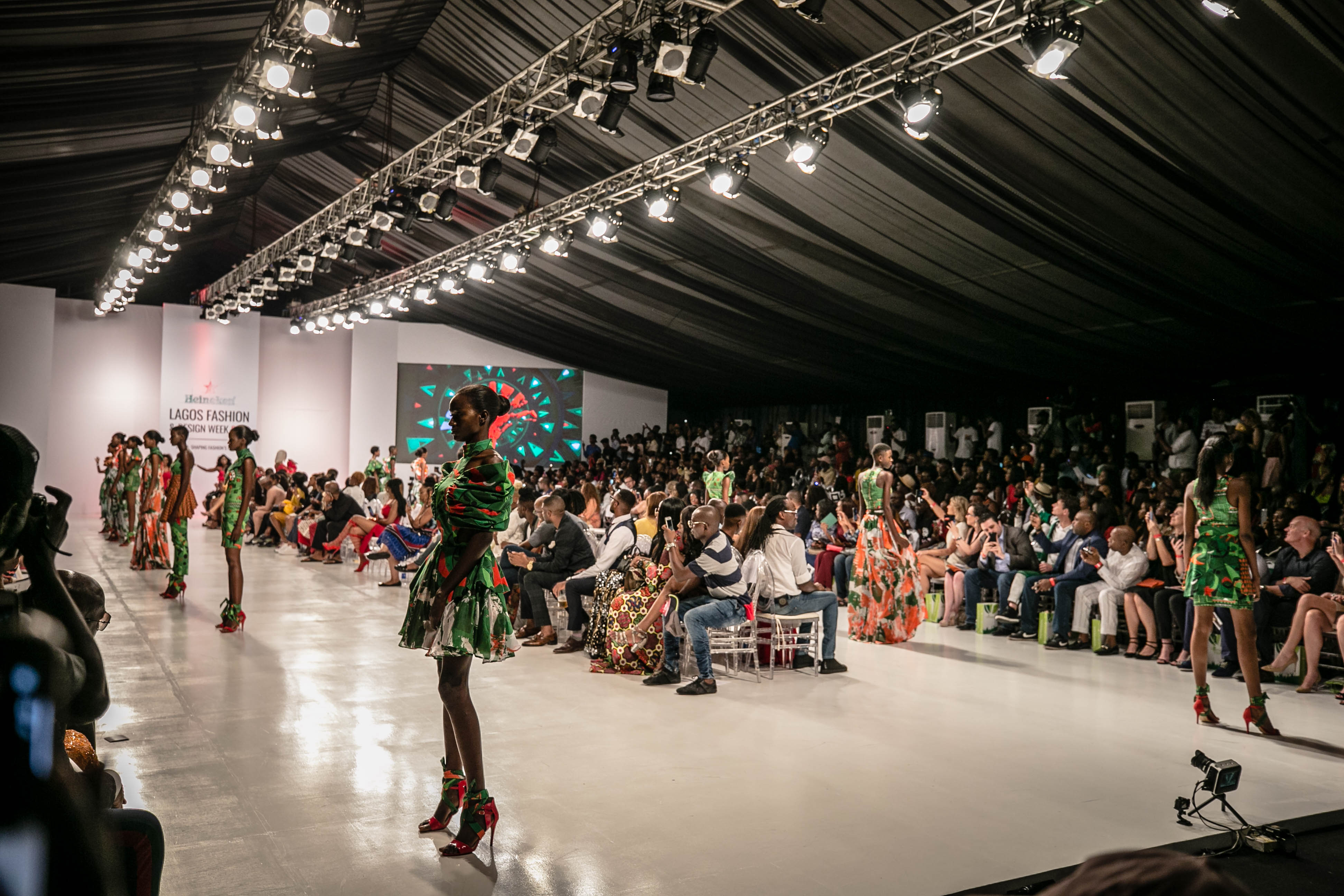 Image result for Heineken® unveils its first Africa inspired fashion collection co-created with talented African designers at Lagos Fashion and Design week