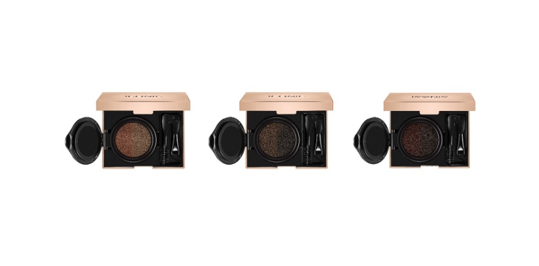 BRITISH BEAUTY BRAND ICONIC LONDON LAUNCH SCULPT & BOOST EYEBROW CUSHION 1