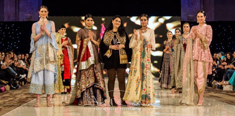 Sonia Mahajan Catwalk Show At Pakistan Fashion Week London 2017 (3)