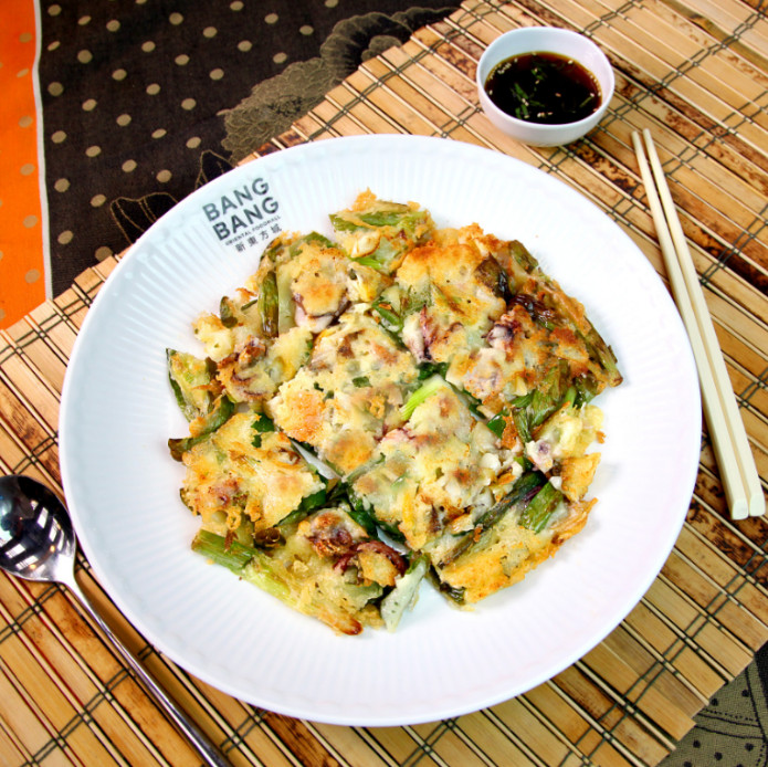 Haemul Pajeon Janchi Korean Kitchen