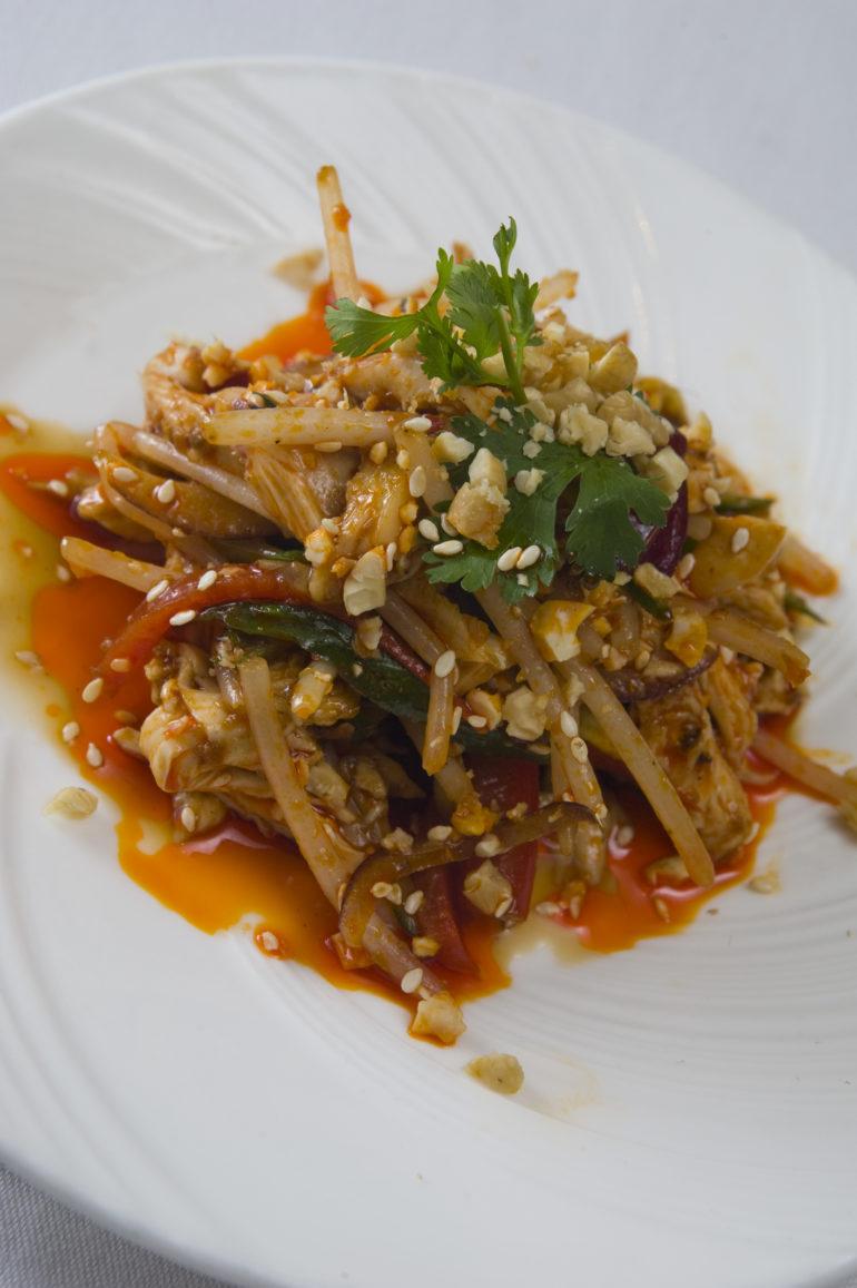 Noodles At Royal China Canary Wharf