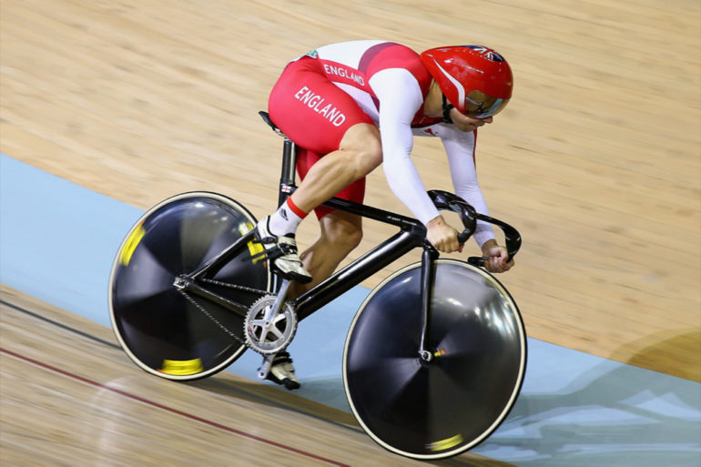 Team England Cyclists For 2018 Commonwealth Games