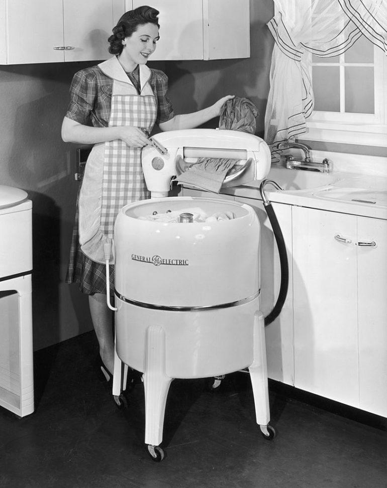 Washing Machine Circa 1950 1