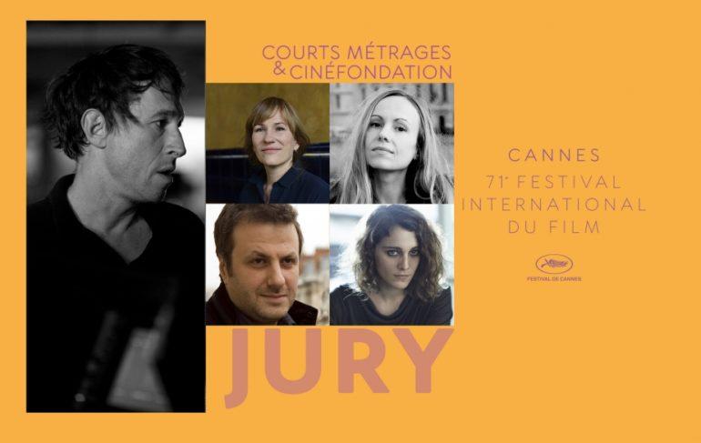 2018 short films and cinéfondation jury