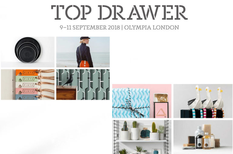 Top drawer this september