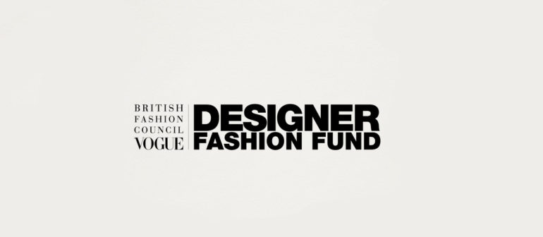 Bfc, vogue designer fashion fund