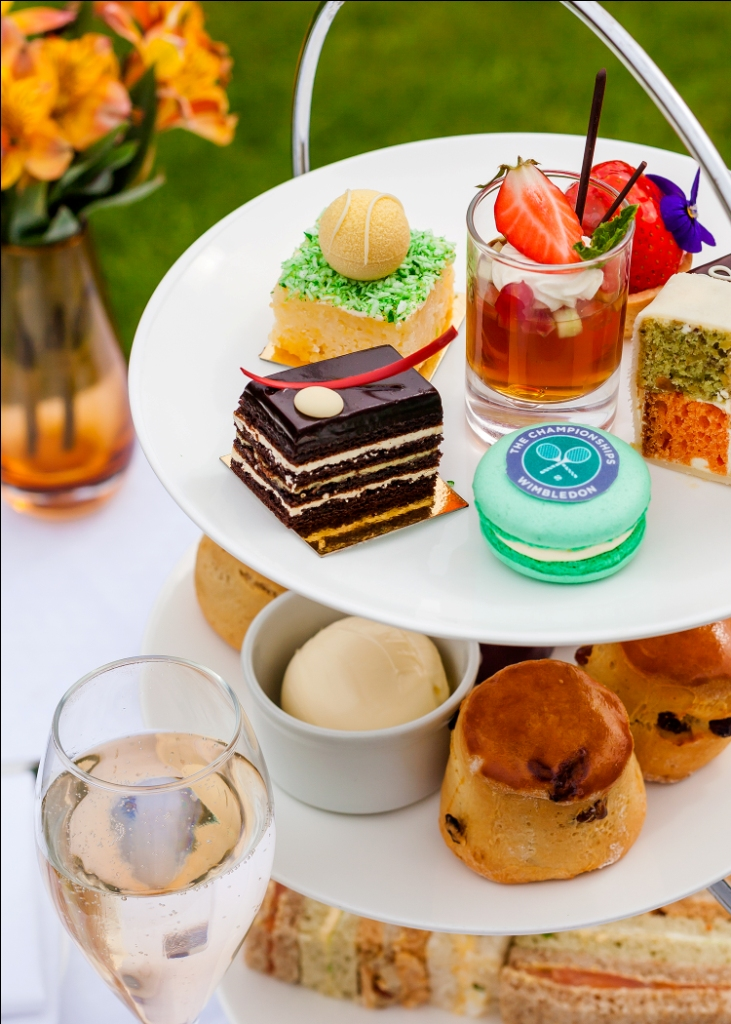 Wimbledon afternoontea sopwell house (small) 1