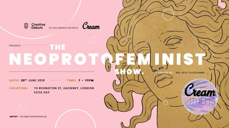 Neoprotofeminist show