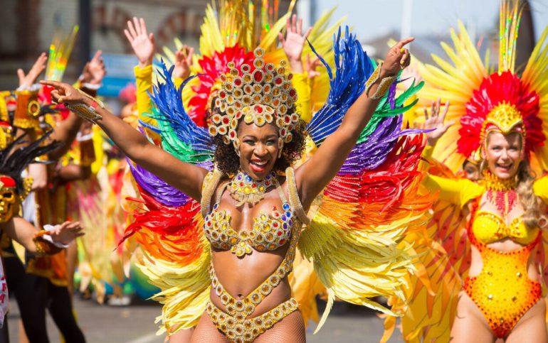 Notting hill carnival london uk 28 8 2017