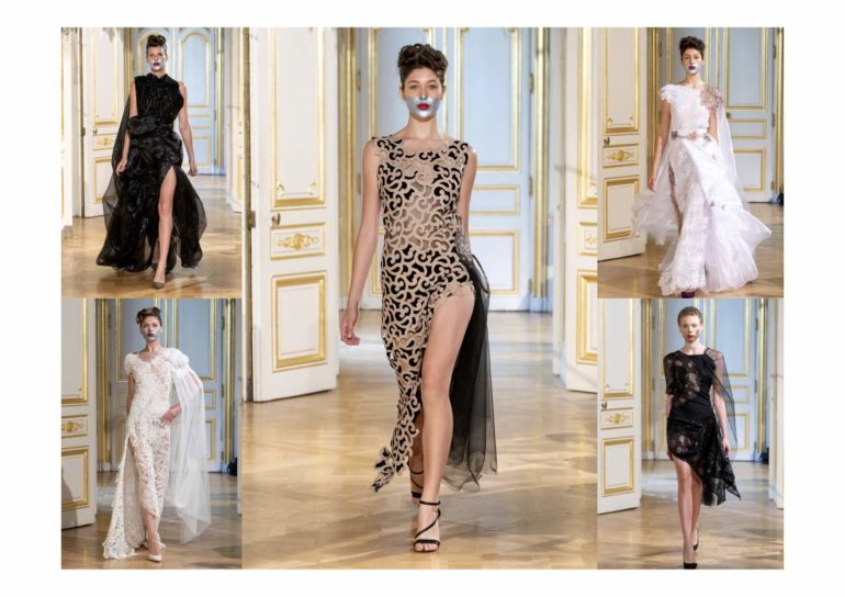 Designer Patuna Show During Haute Couture Fashion Week