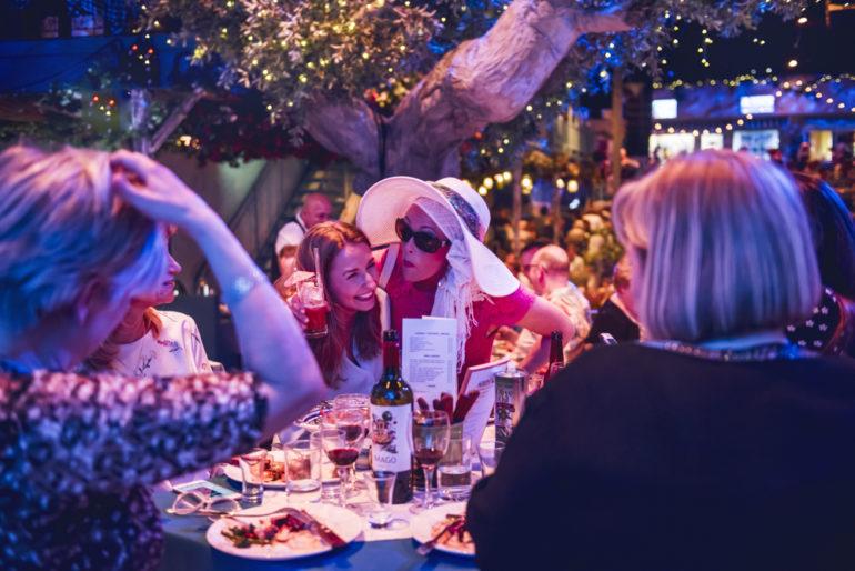 Mamma mia! the party stockholm