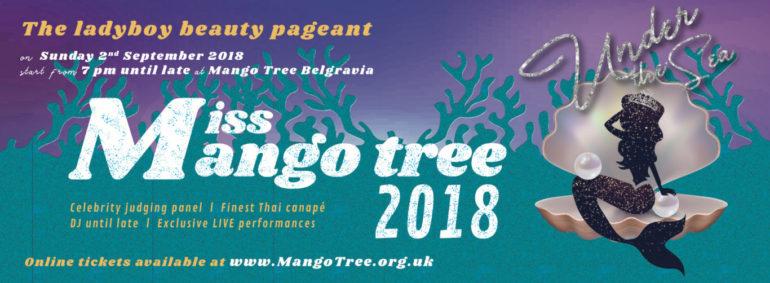 Miss mango tree ladyboy beauty pageant 2018