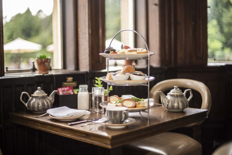 The great british afternoon tea at de vere torworth court