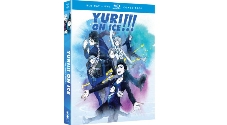 Yuri!!! on ice standard 3d approved
