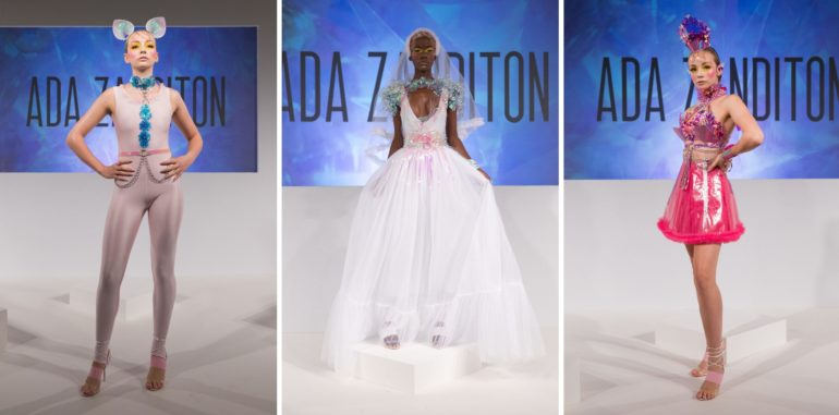 British Designer Showcased In Ariana Grande S God Is A Woman Music Video Launches Ss19 Collection At London Fashion Week