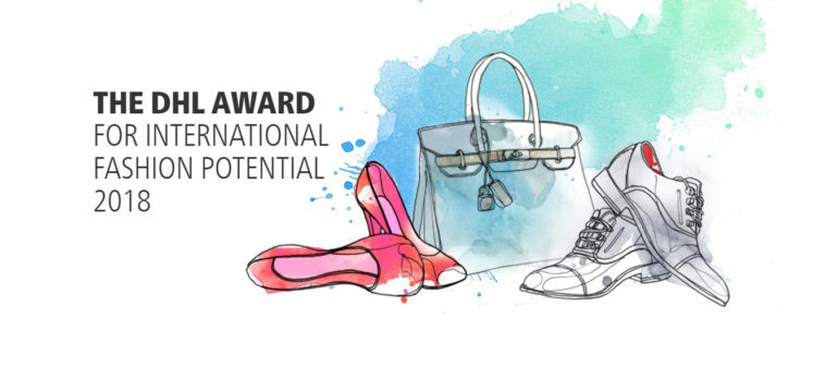 Dhl award for international fashion potential 2018