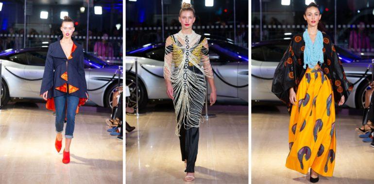 Herrunway ss19 london fashion week