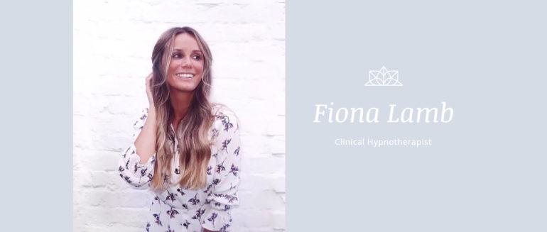Fiona lamb hypnotherapy