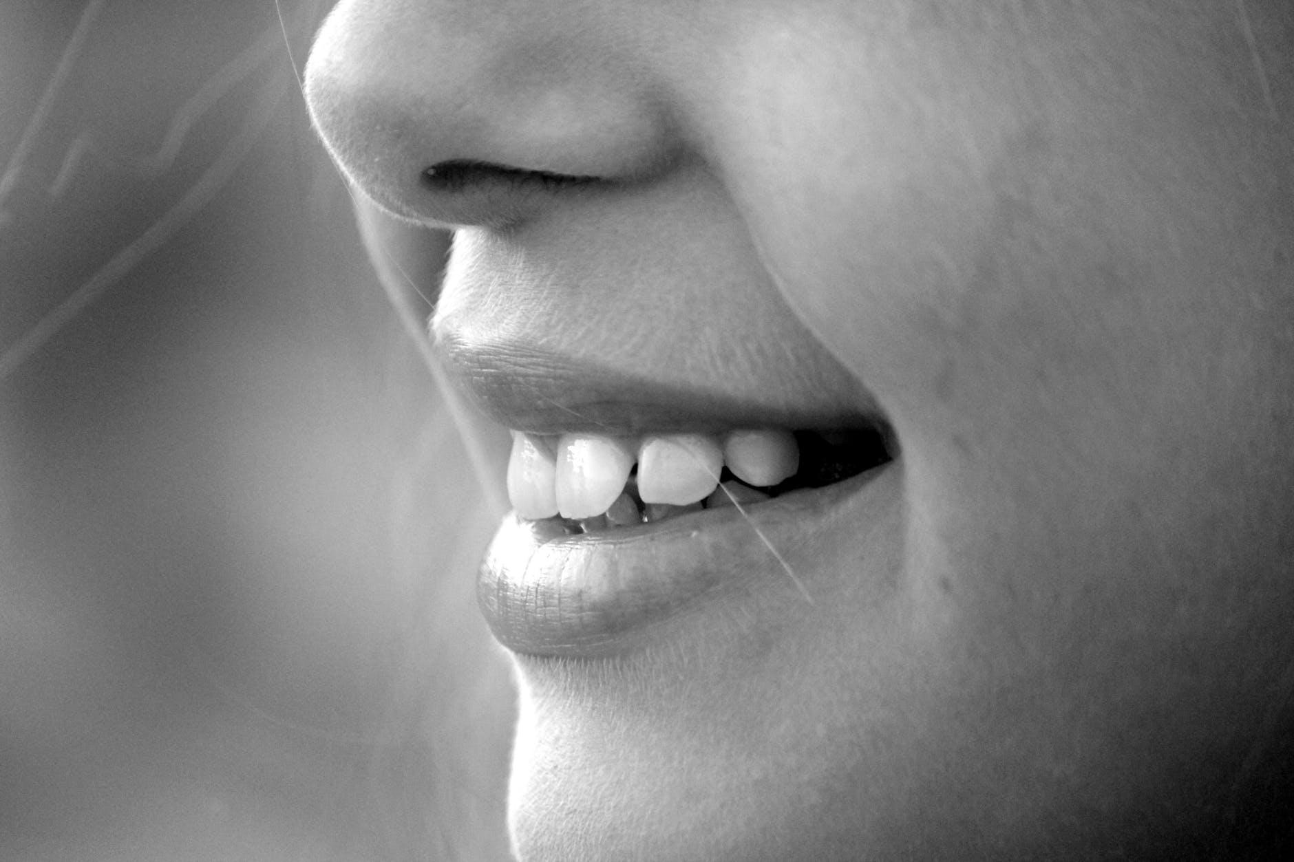 Teeth in winter
