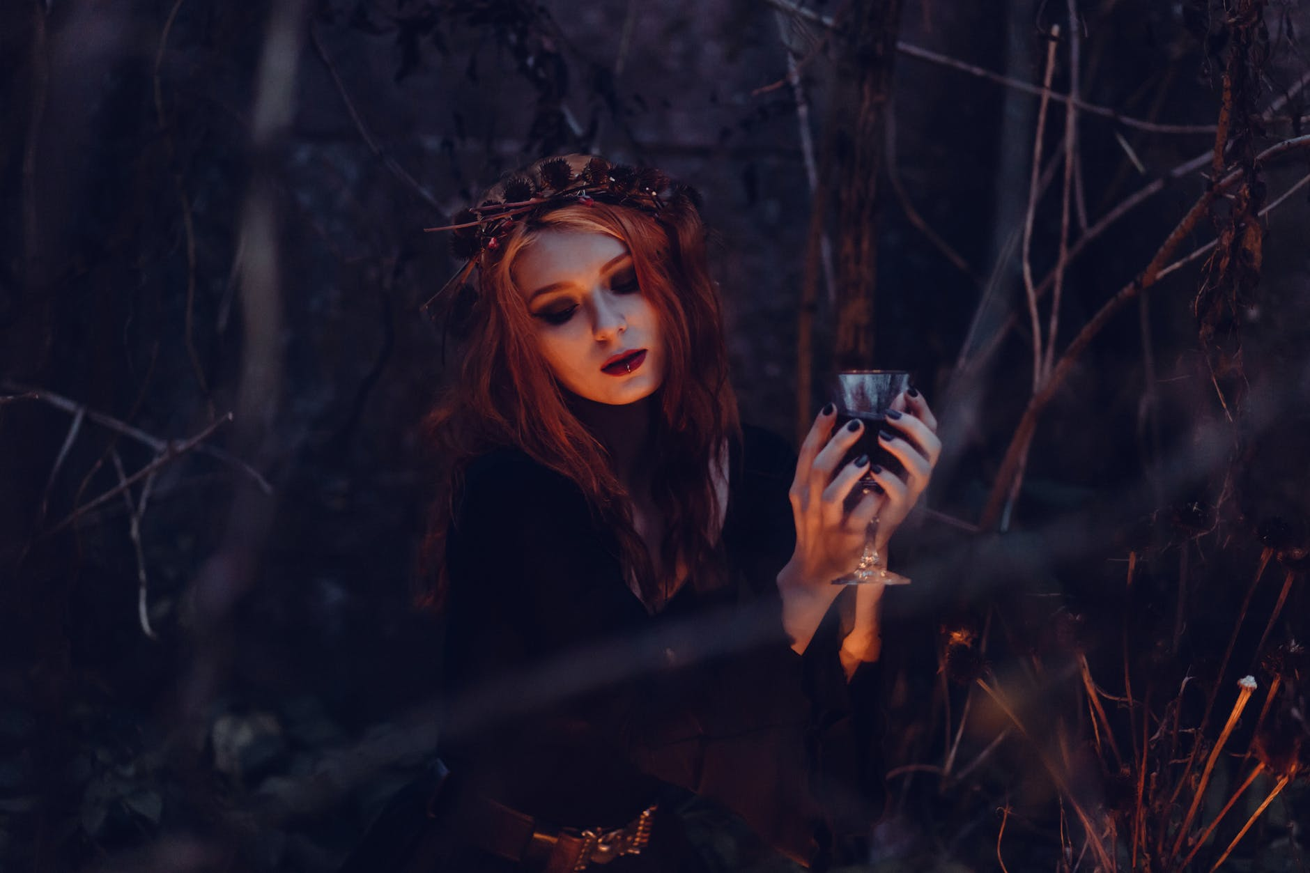 Signs of witch