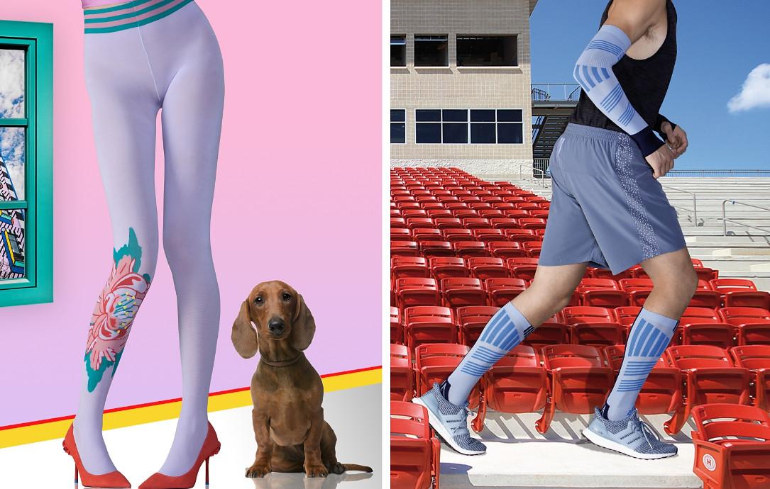 Legwear trends forecast