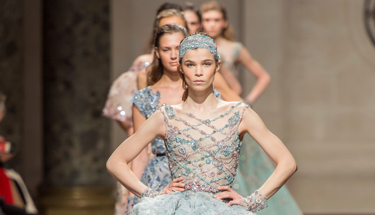 Ziad nakad paris haute couture fashion week