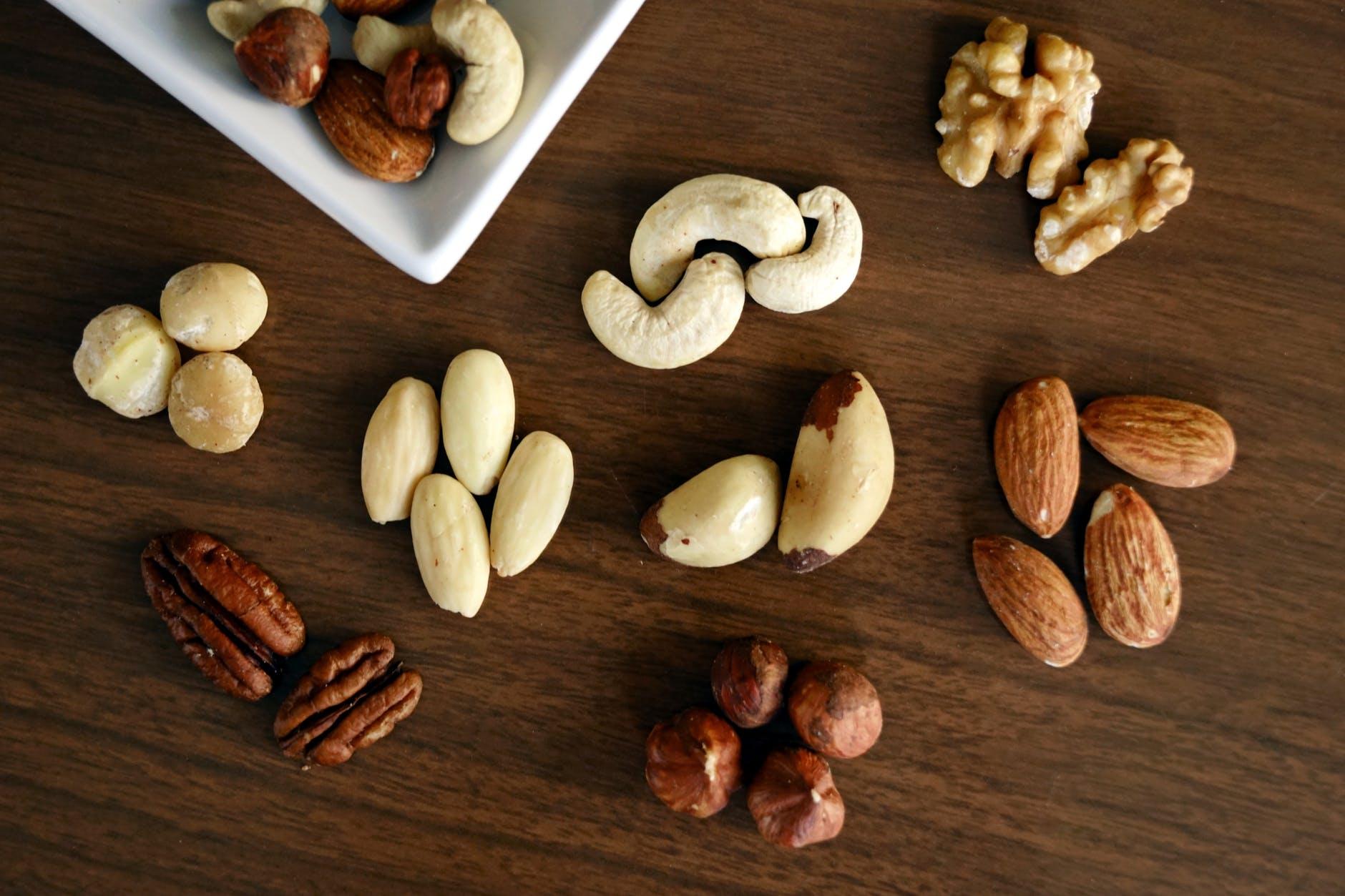 Nuts boosts sperm quality