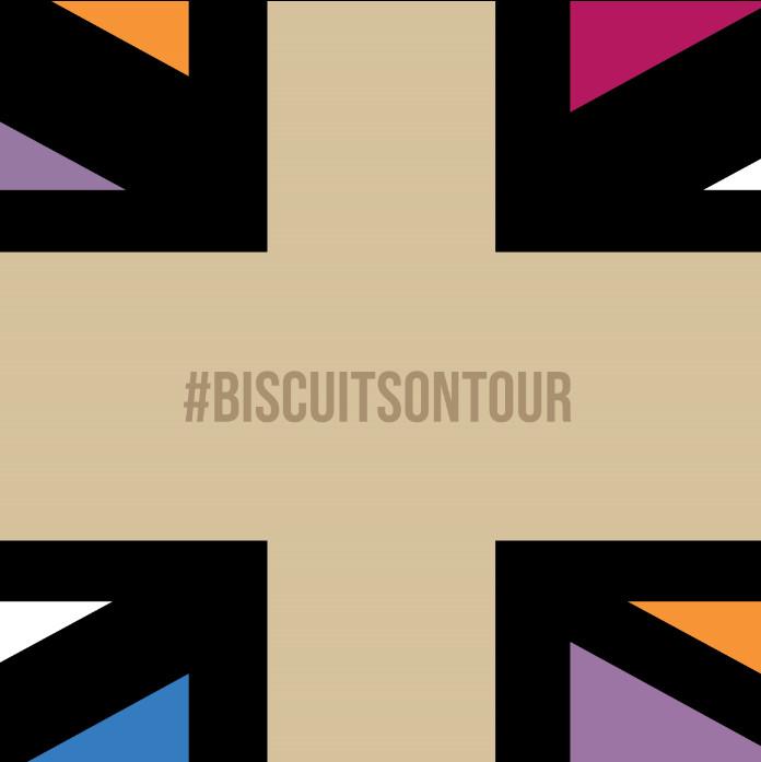Flag biscuitsontour