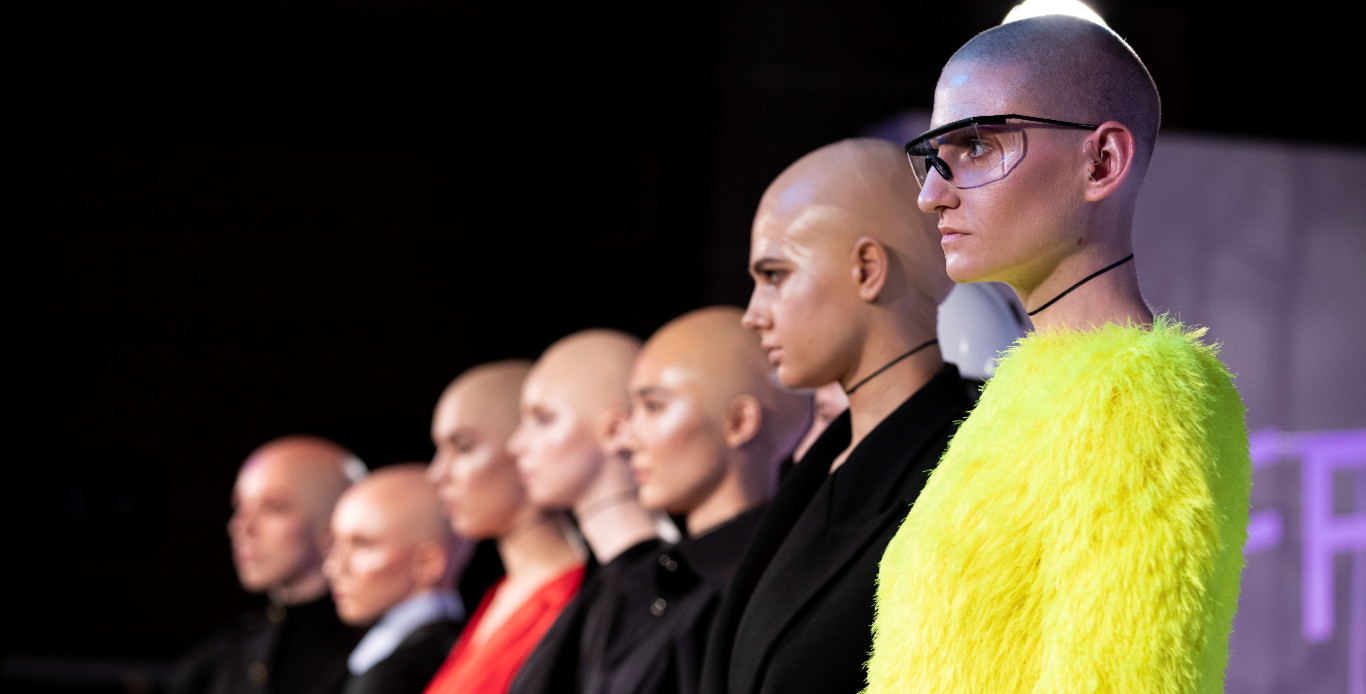 Omniss aw19 showcase at lfw