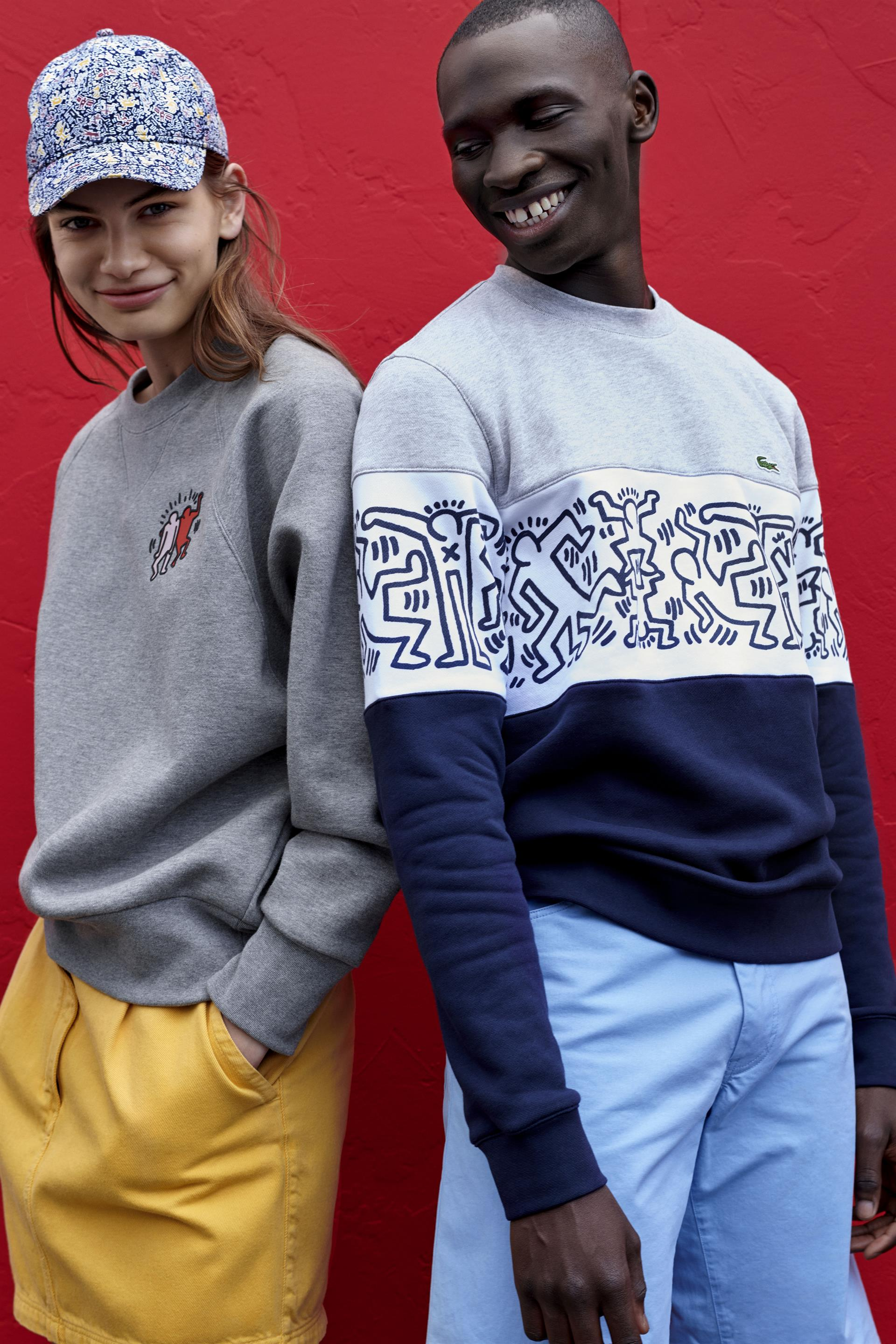 03 lacoste x keith haring