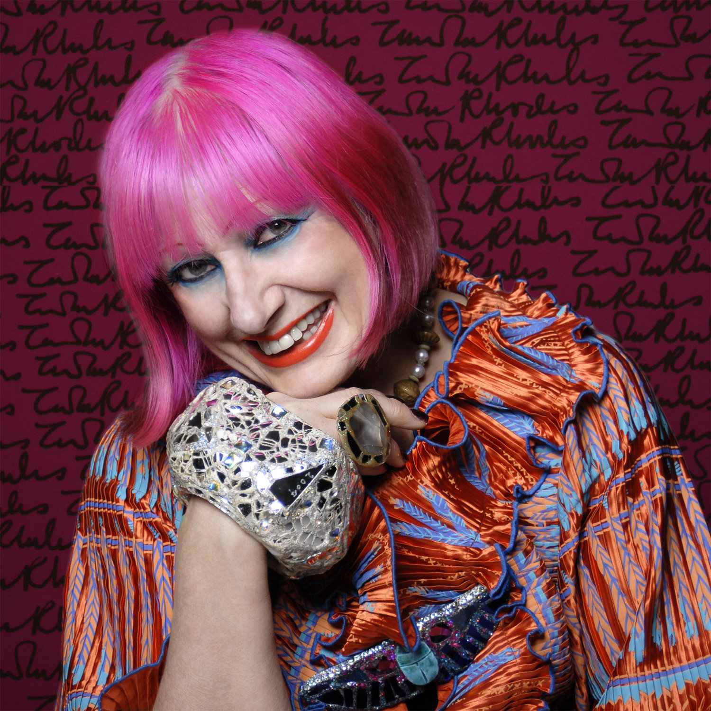 Graduate fashion foundation announces dame zandra rhodes dbe rdi as new lifetime patron