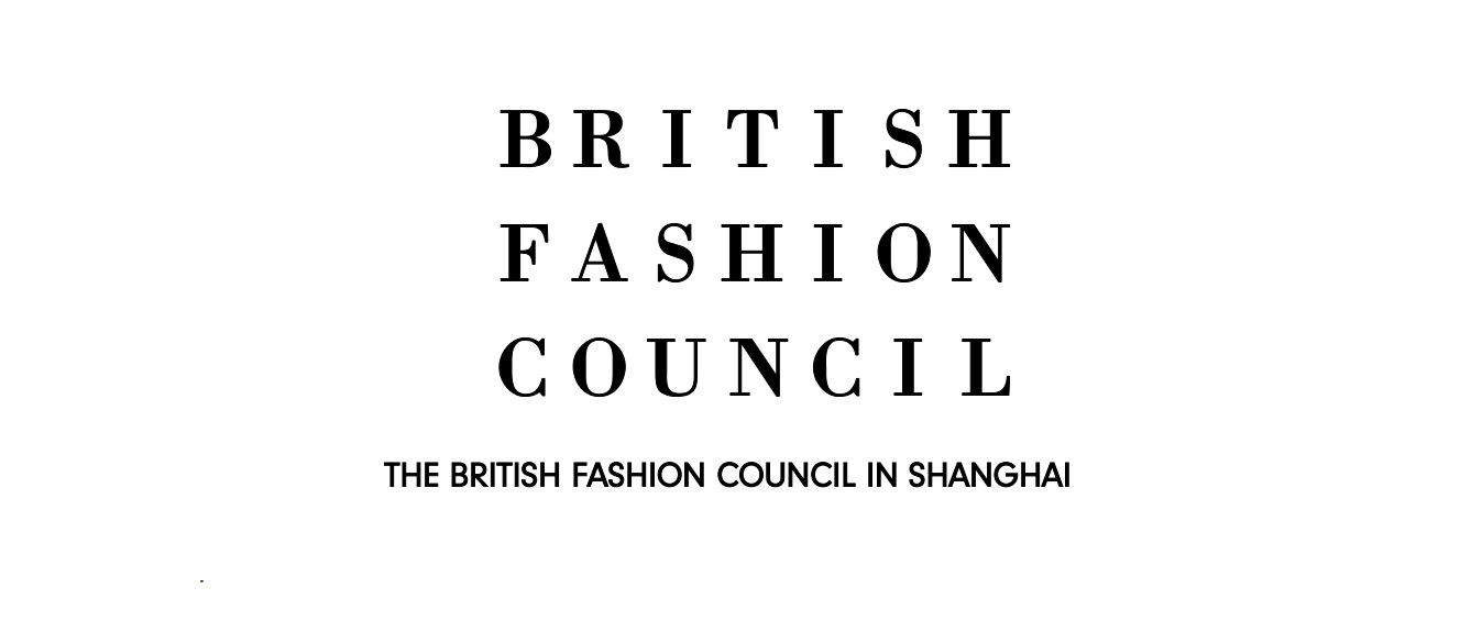The british fashion council in shanghai