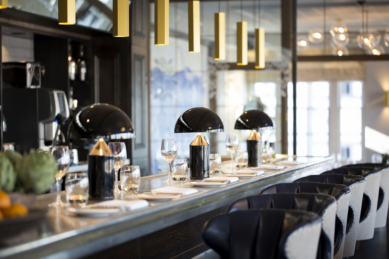 The swan london restaurant review