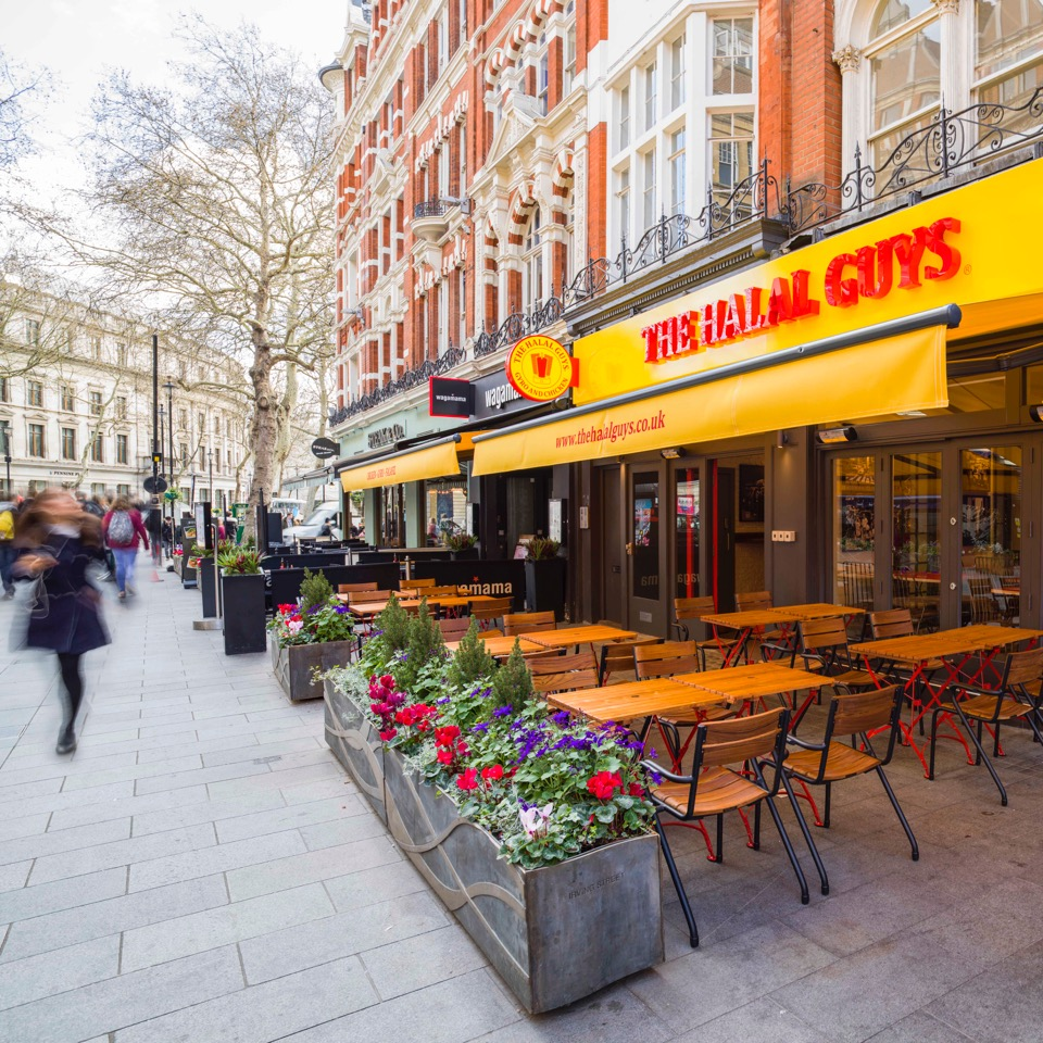 The halal guys uk
