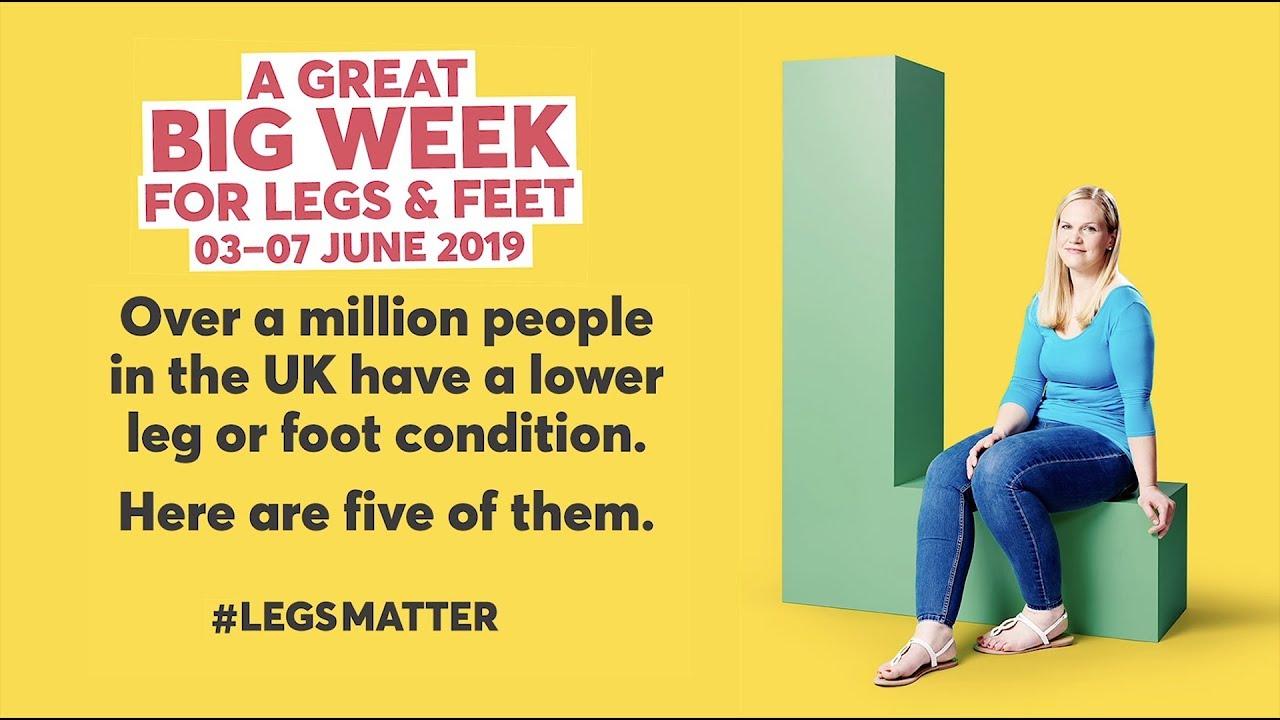 Legs matter awareness week