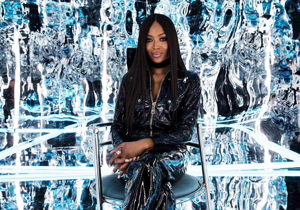 Naomi campbell to be honoured with the fashion icon award at the fashion awards 2019