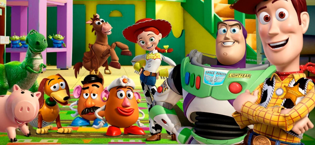 Toy story greatest kids film in uk